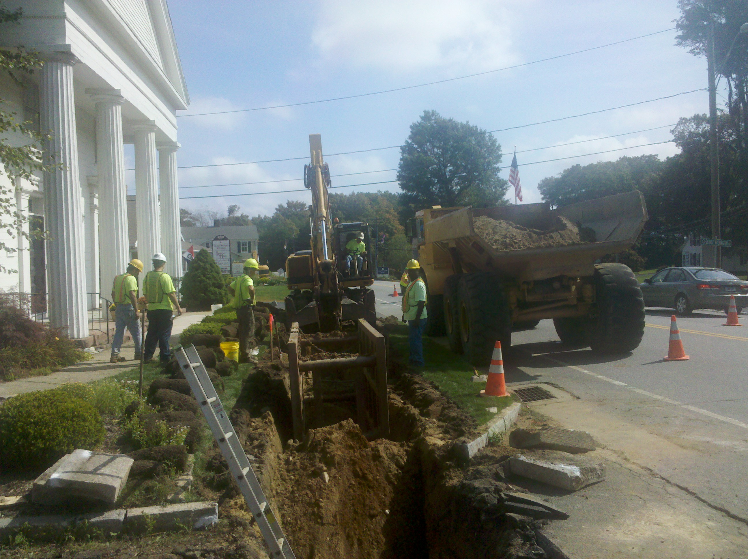 09-2011-Town Water Line-01