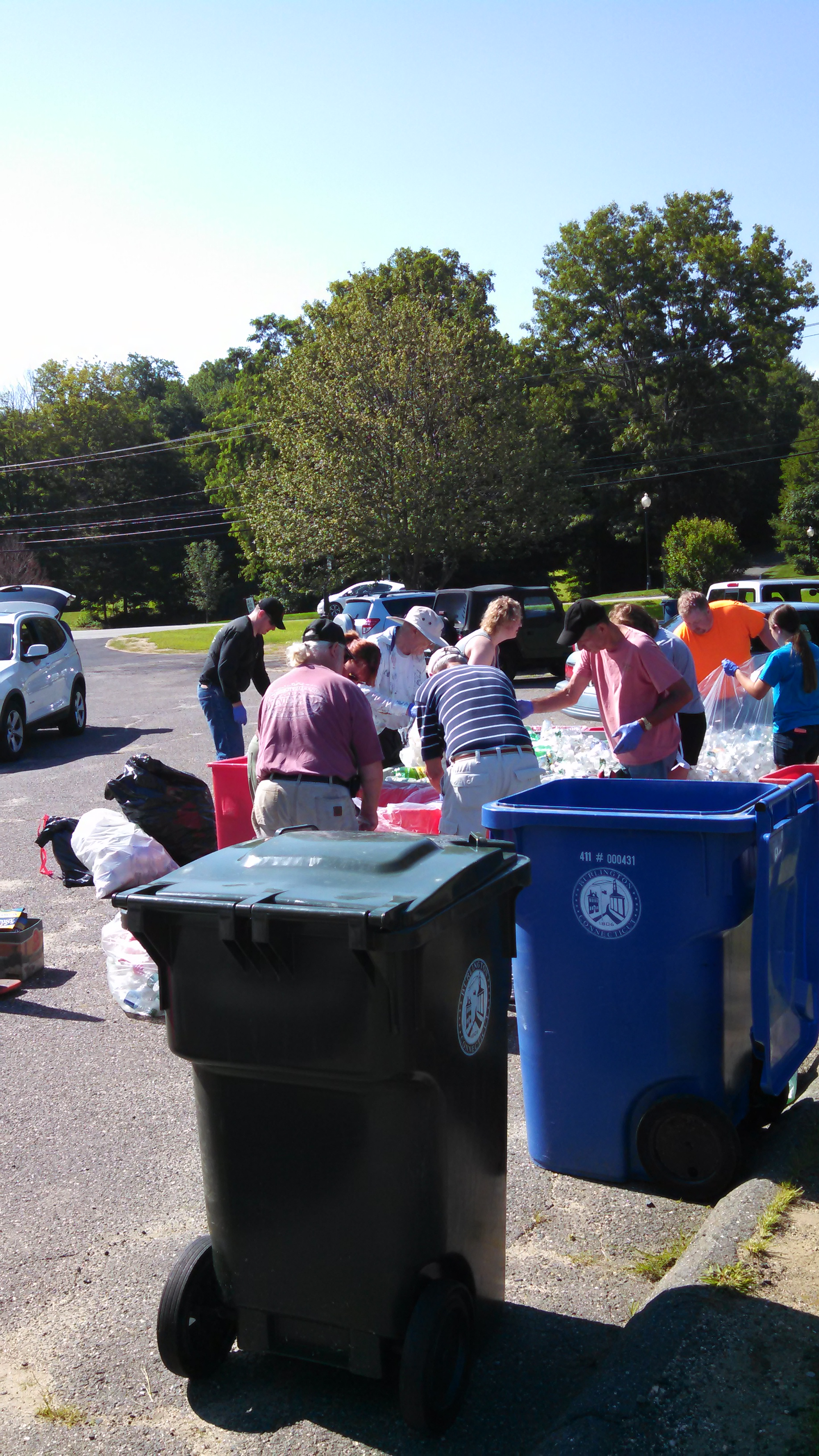 July 2015 Can & Bottle Drive (2)
