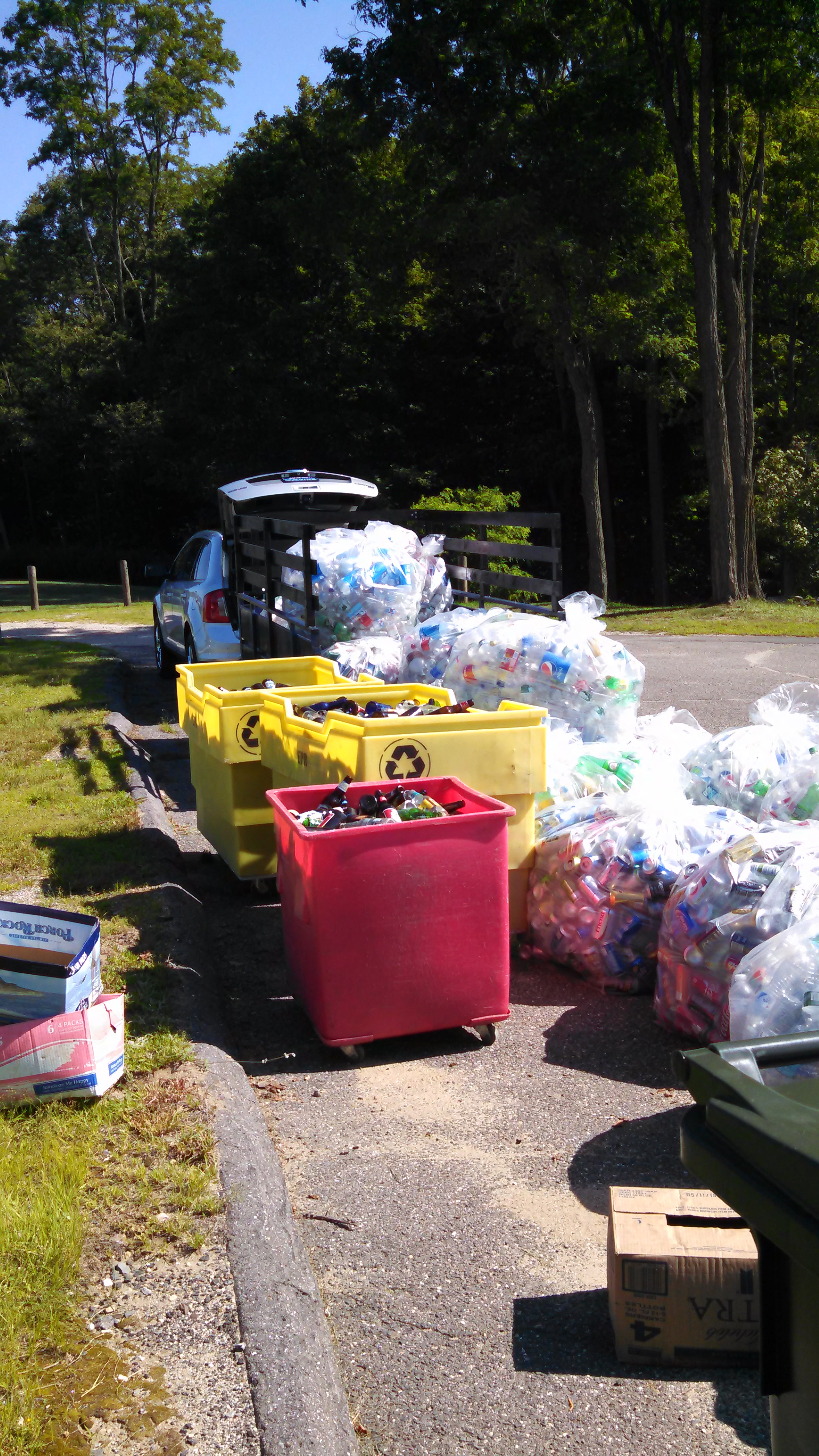 July 2015 Can & Bottle Drive (3)