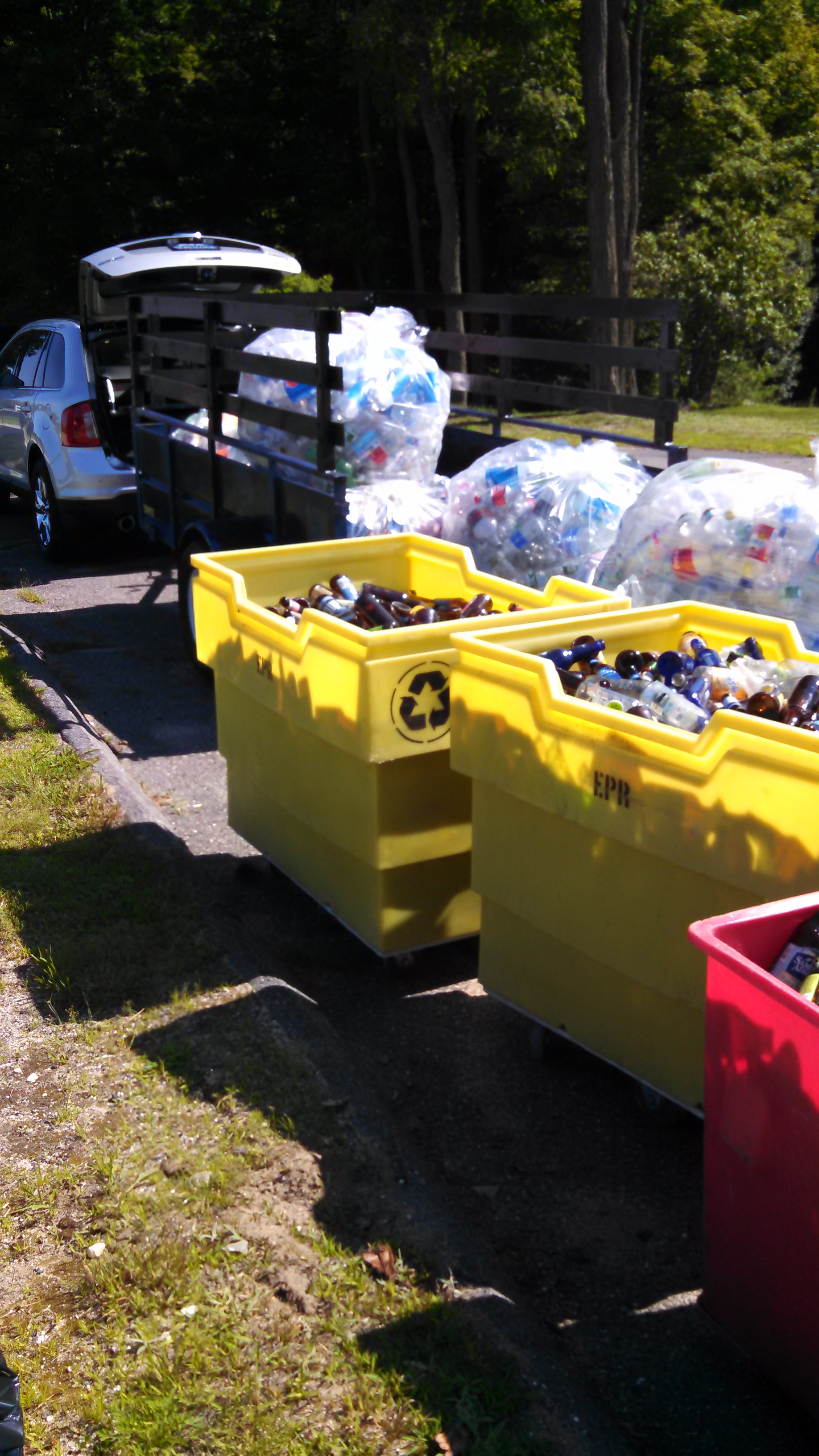 July 2015 Can & Bottle Drive (6)