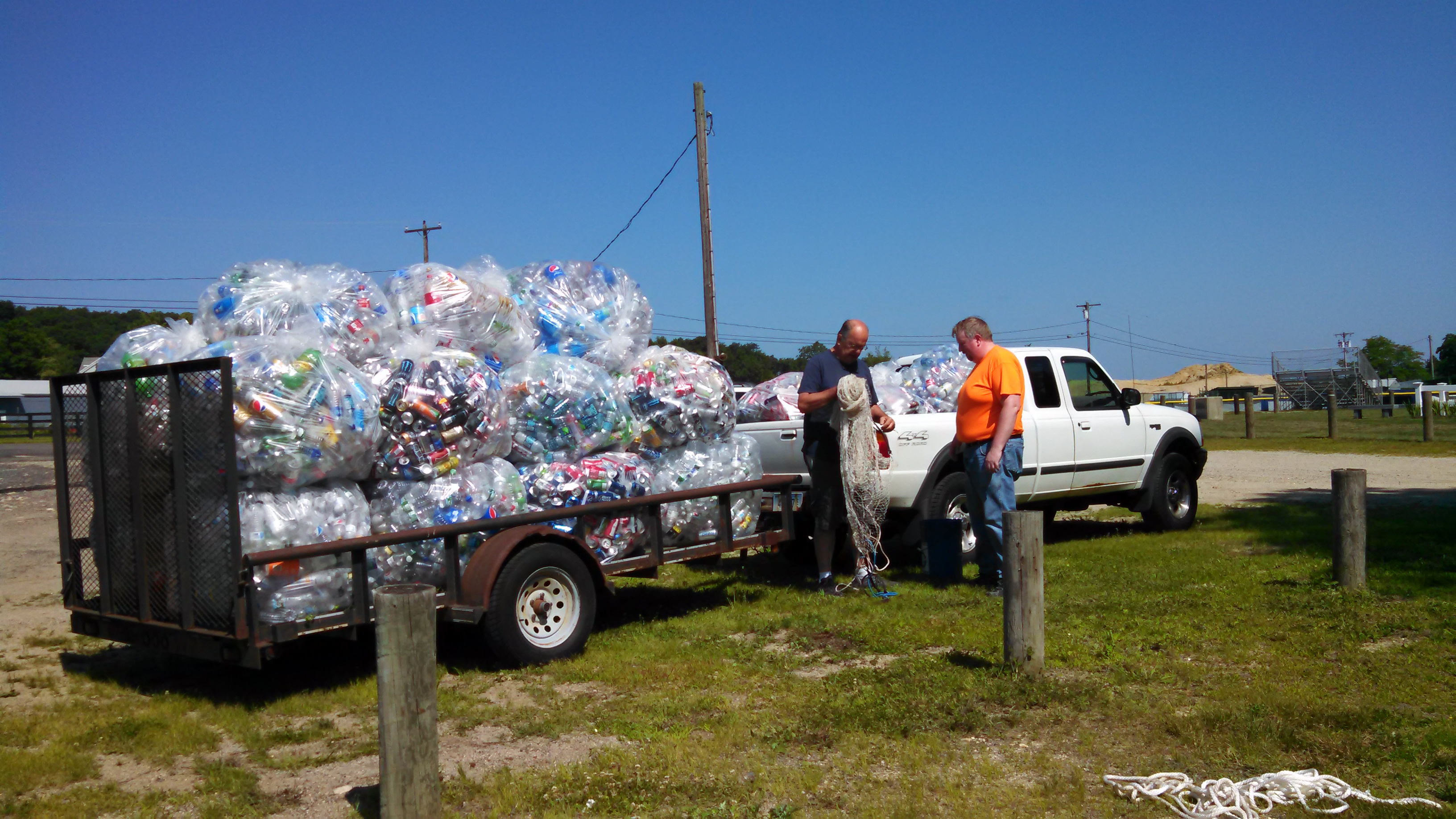 July 2015 Can & Bottle Drive (9)