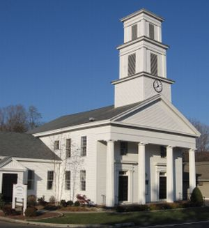 Congregational Church of Burlington