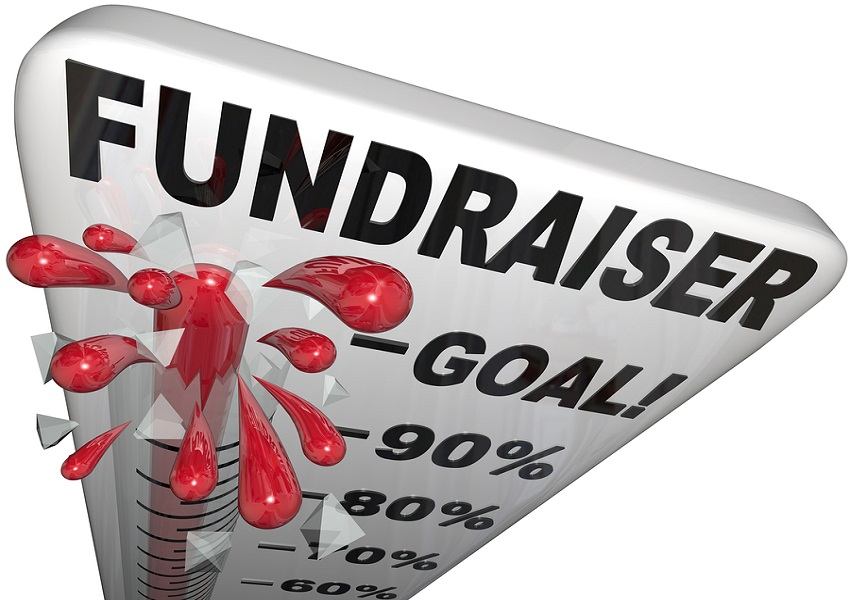 Fundraising Thermometer Goal Reached-850x600